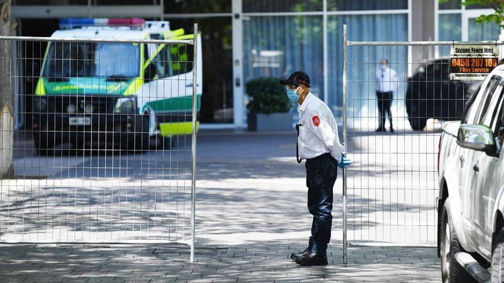Un hospital en la ciudad australiana de Adelaida