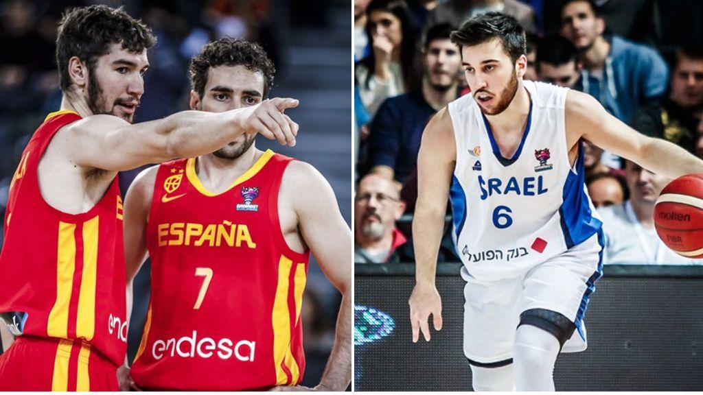 Israel - España, el camino al Eurobasket 2022 continúa este sábado a las 19.30h. en Cuatro y mitele.es
