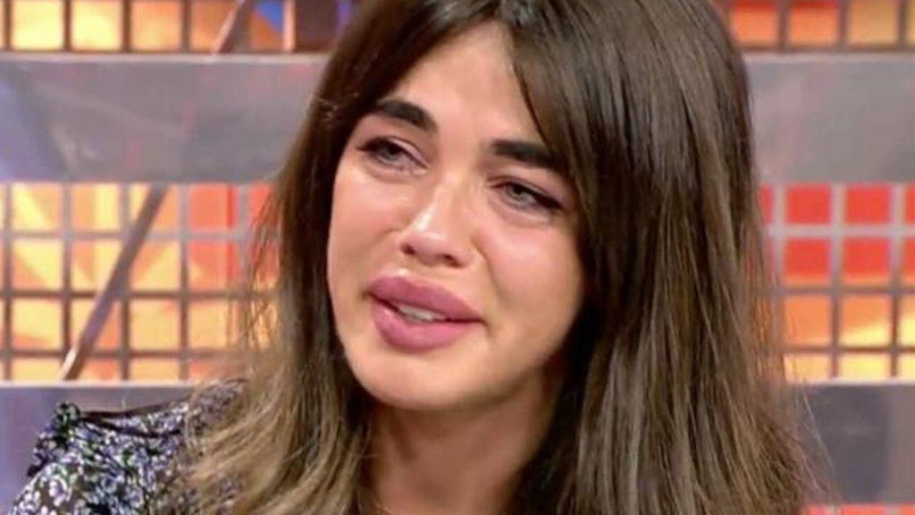 De su reencuentro con Julen a la infidelidad de Fabio: Recordamos los peores momentos de Violeta en el plató de 'MyH'