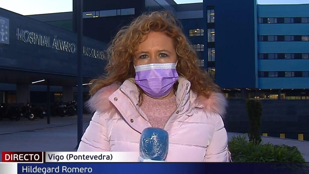 La situación en Galicia