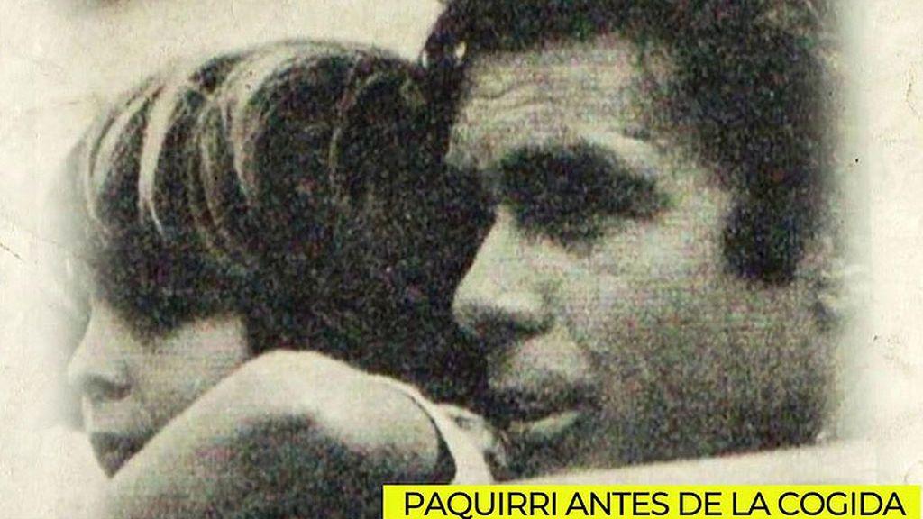 La última entrevista de Paquirrí 10 minutos antes de morir en Pazoblanco