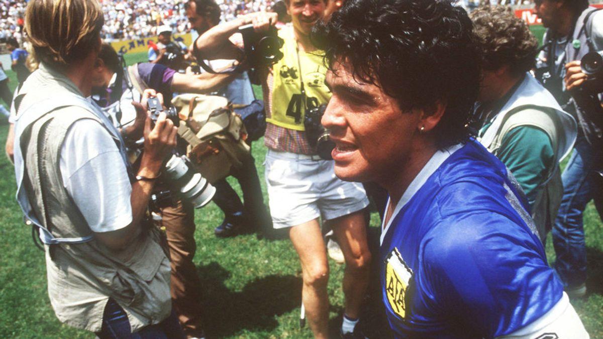 El barrilete, la mano y las Malvinas: el instante al que Maradona habría querido volver para cambiarlo todo