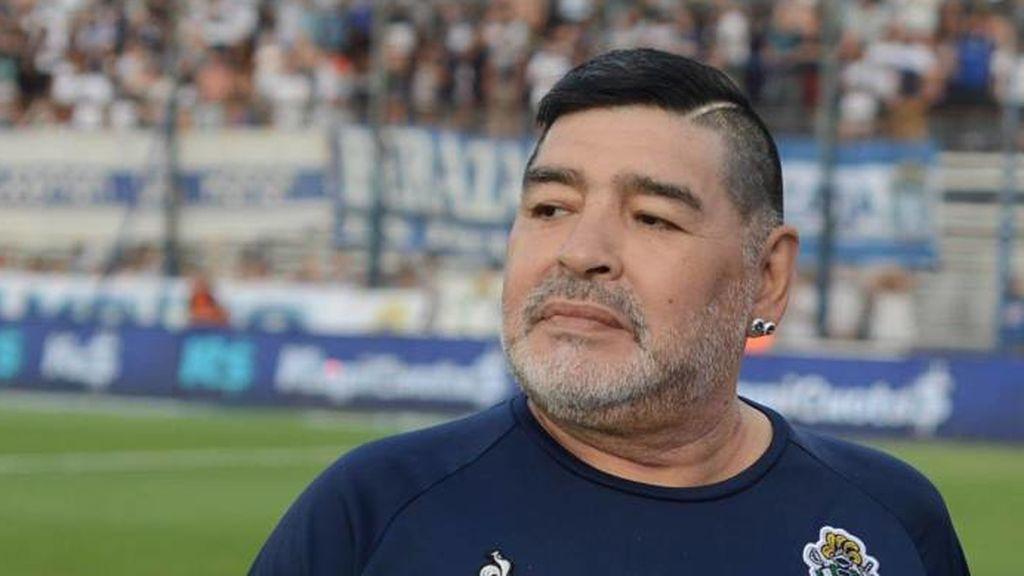 Fallece Diego Maradona a los 60 años: a principios de este mes fue operado de un hematoma cerebral