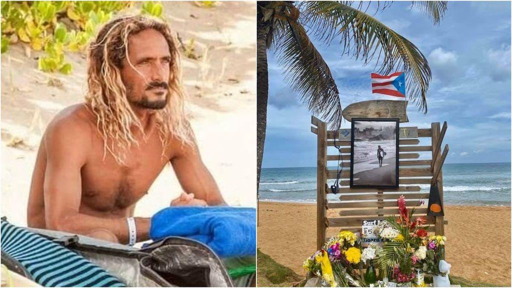 Matan a batazos a Brian Ramos, excampeón de surf, tras recatar a unos bañistas en una playa