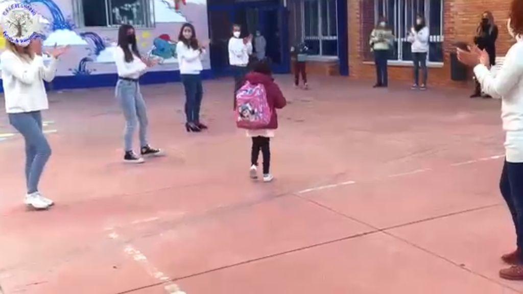 El baile del colegio El Chorro