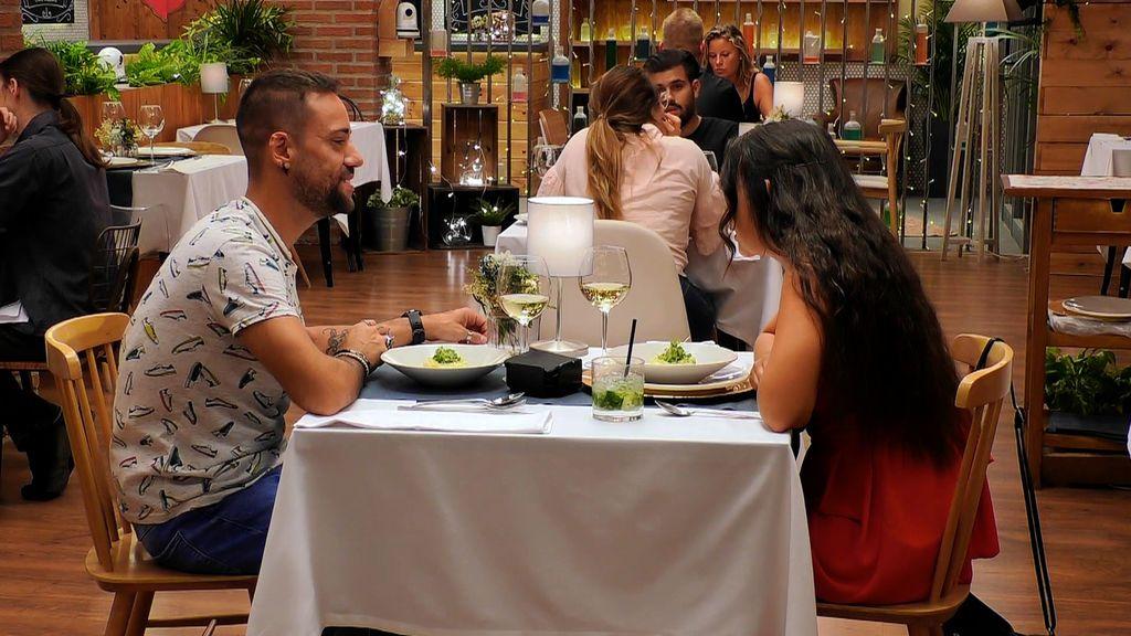 La cita de Ana y Óscar en 'First dates'