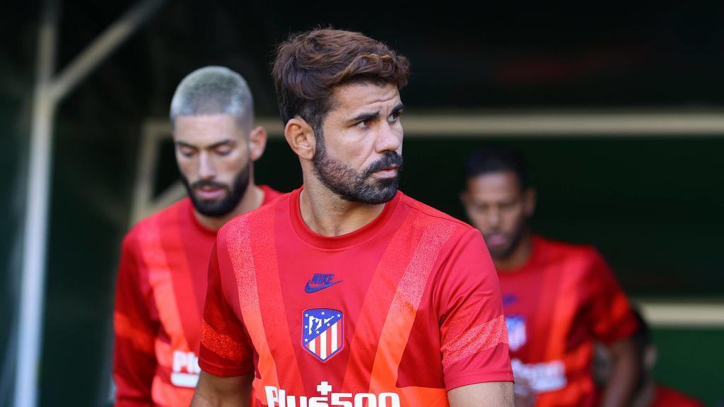 """Diego Costa sufre una trombosis venosa espontánea tras sufrir el coronavirus: """"No tiene relación con una lesión"""""""