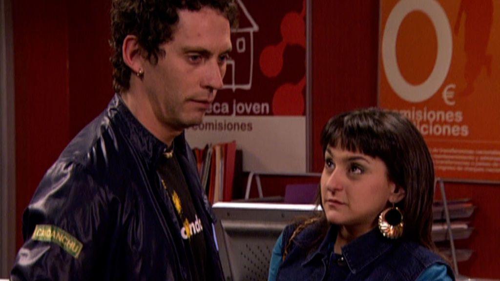 Pepa Ruz ya dio una sorpresa en el papel de Macu: así le dijo a Luisma que iba a ser padre en 'Aída'