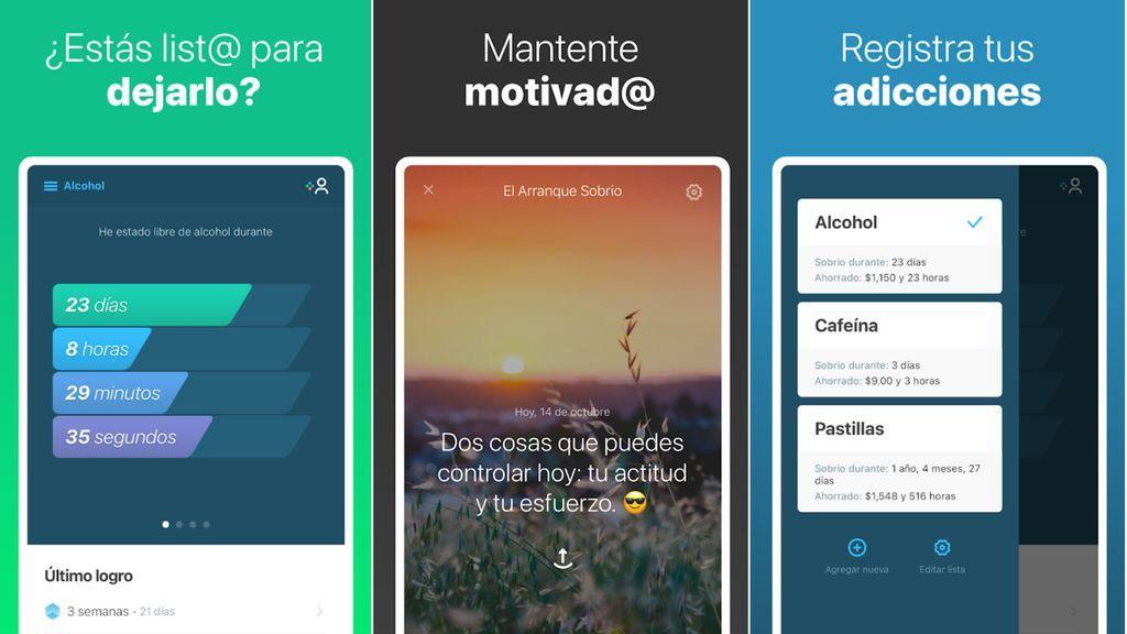 'I Am Sober', más que una simple aplicación gratuita de sobriedad