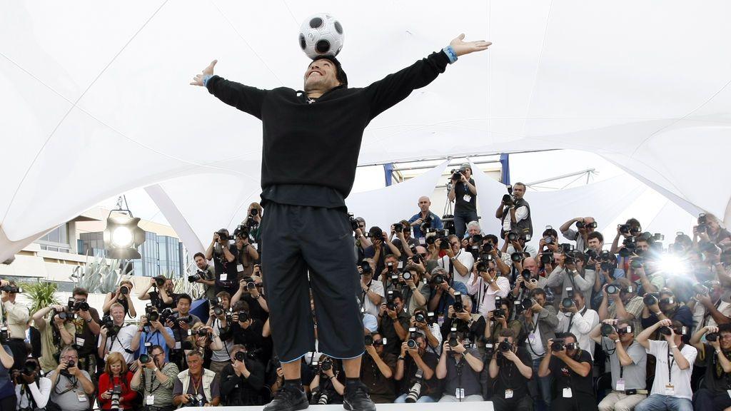 En directo: conmoción en Argentina por la muerte de Maradona