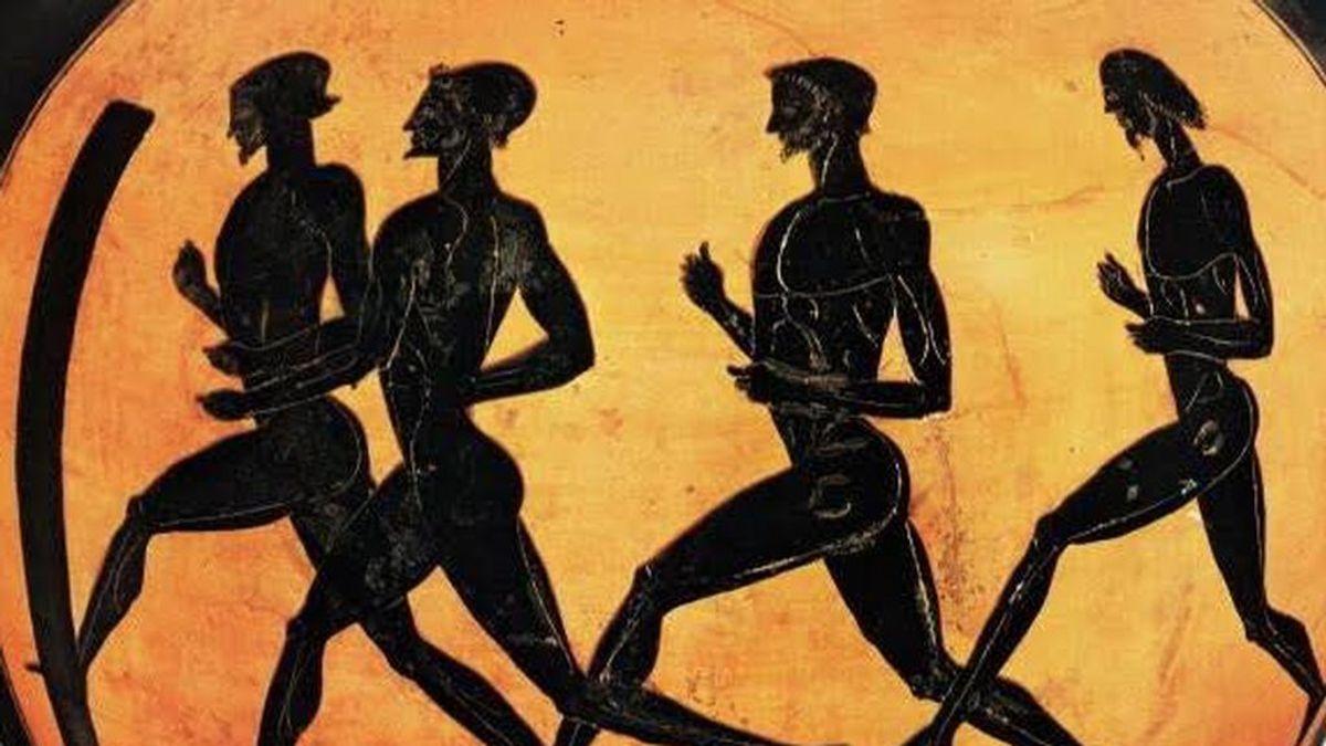 ¿Cuáles eran las pruebas de las Juegos Olímpicos antiguos?