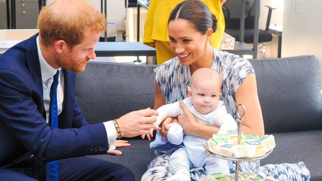 Archie, su primer hijo, nación en mayo de 2019