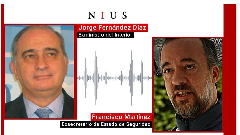 """Audio: """"Estamos aquí por ti"""", los trapos sucios de Fernández Díaz y su número 2"""