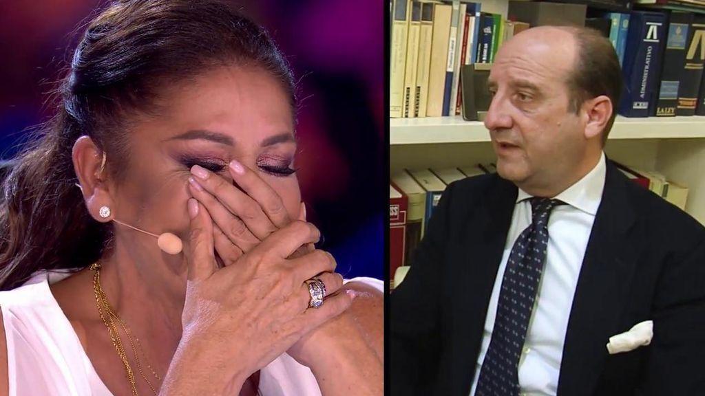 Isabel Pantoja tiene 24 horas para responder: el abogado pide los bienes de Fran y Cayetano