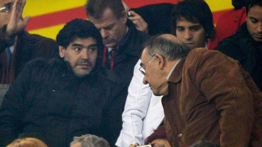 Maradona y su paso por el Barça: luces y sombras del mejor jugador del mundo en la ciudad condal