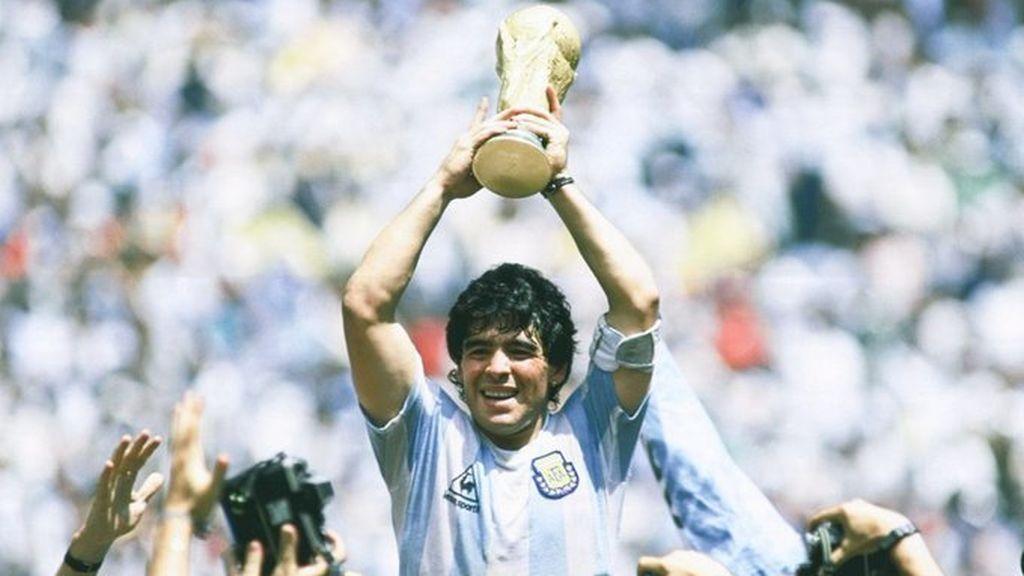 Los mejores momentos que marcaron la carrera de Maradona