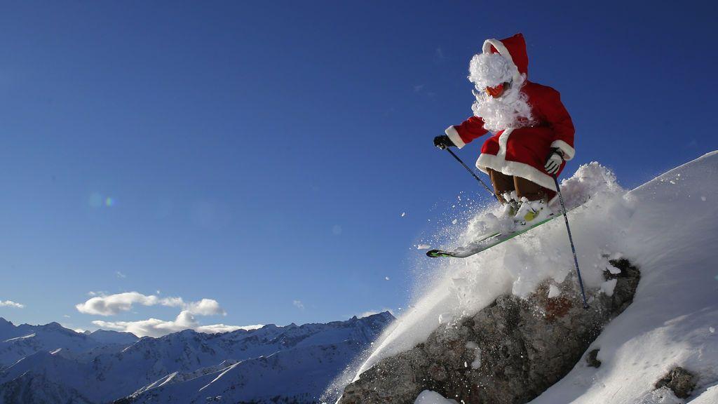 La rebelión del esquí contra el Gobierno italiano