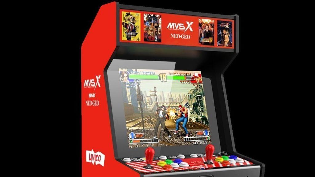 Neo Geo MVSX