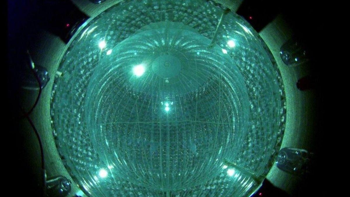 Los científicos detectan la señal que revela el motor del universo
