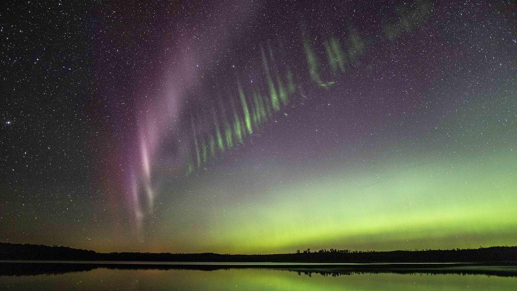 Descifran el secreto tras el fenómeno 'Steve' que parece una aurora boreal
