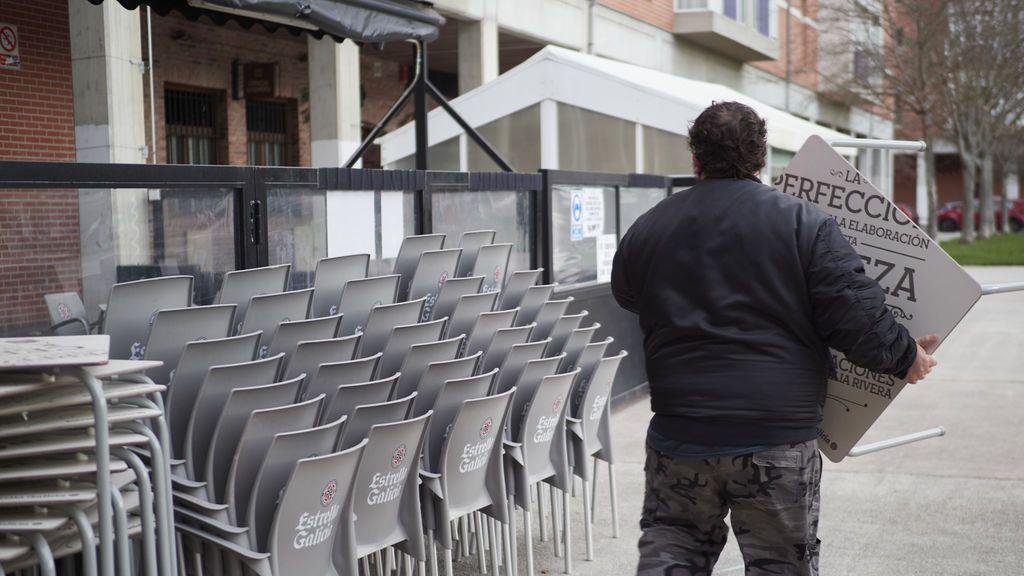 Unos 730.000 trabajadores siguen en ERTE pero la hostelería suma cerca de 100.000 más desde septiembre