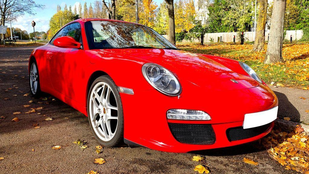 No, el primer deportivo eléctrico de Porsche no será un 911