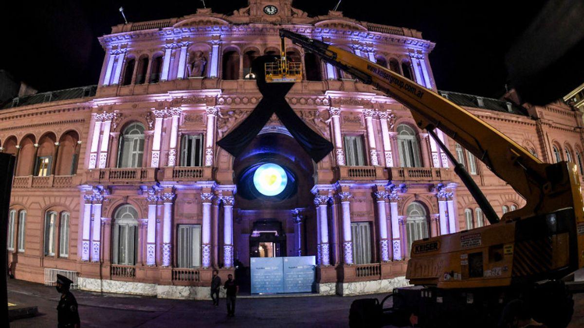 La Casa Rosada: el lugar más poderoso de Argentina donde velan a Maradona