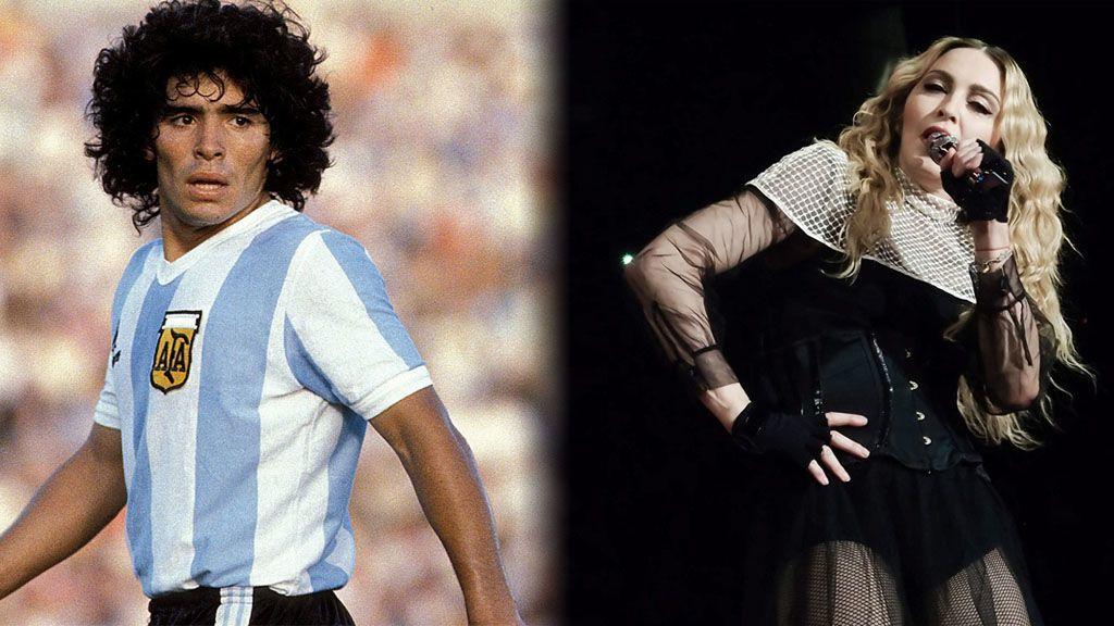 ¿Ha muerto Madonna o Maradona? Los memes más divertidos de la confusión