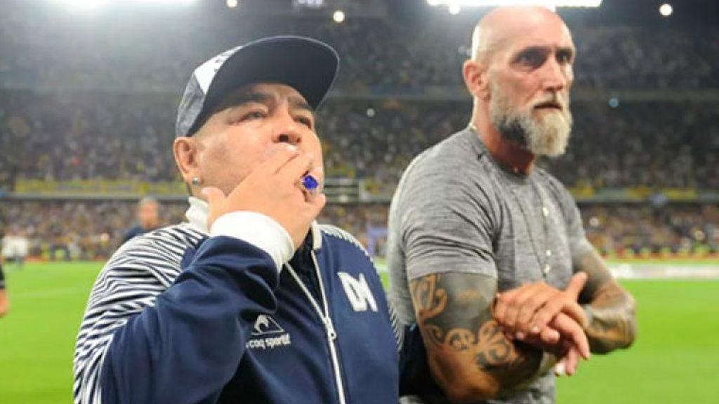 Los planes de futuro que tenía Maradona: llamó a su ex guardaespaldas para que le ayudase en su recuperación
