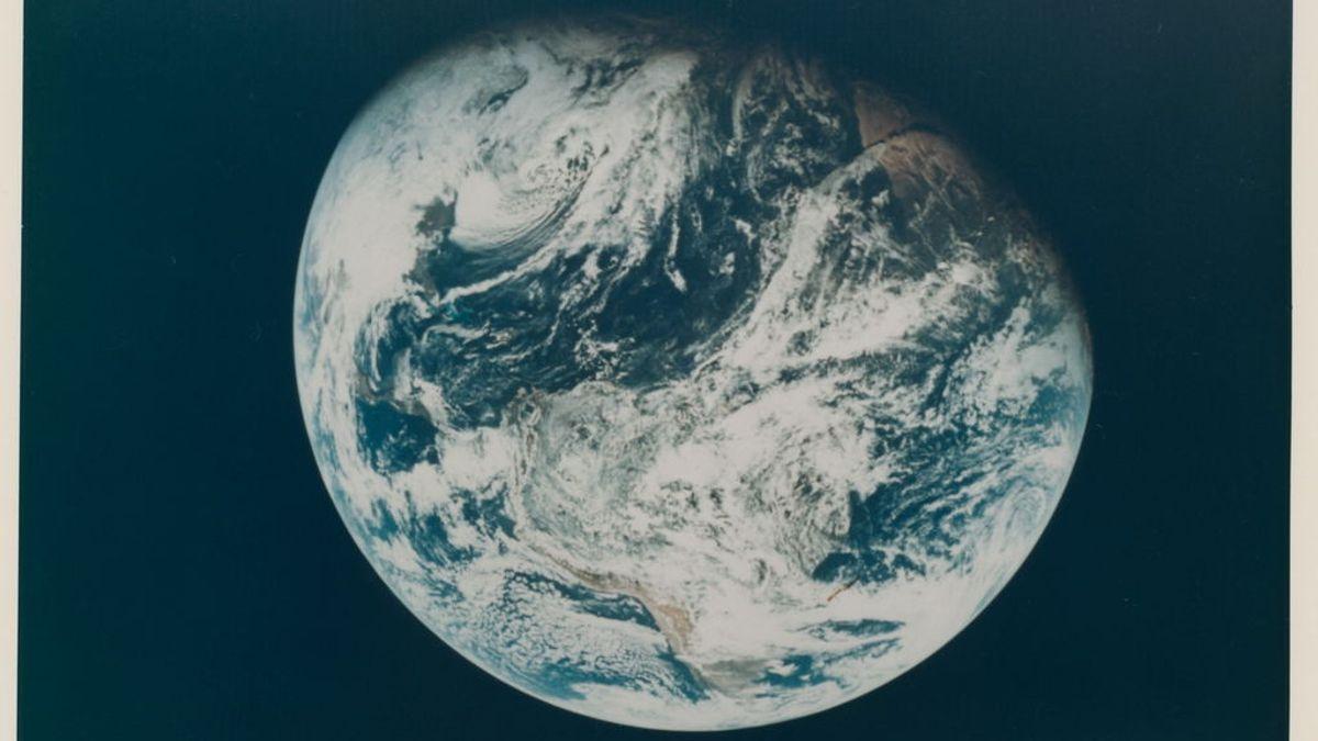 La foto de Amstrong en la Luna o el primer selfi del espacio, vendidos por 1.750.000 euros en Christie's