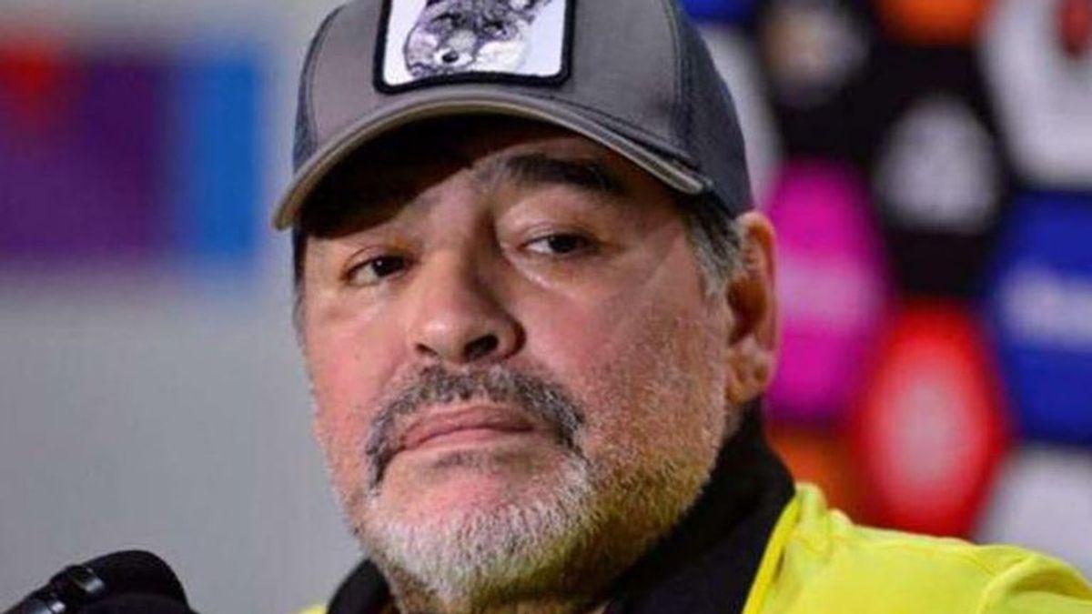 Un sobrino de Maradona, la última persona que lo vio con vida
