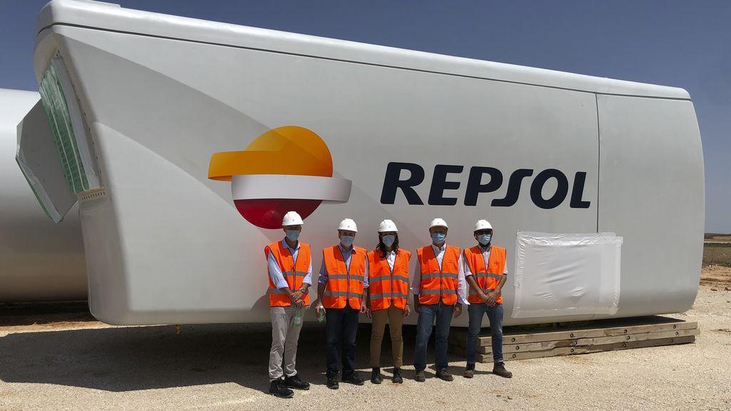 """Repsol acelera su transformación """"verde"""" con 18.700 millones de inversión"""
