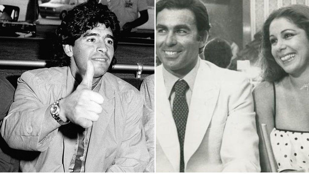 """El día que Maradona pidió ir a ver a Isabel Pantoja a la cárcel : """"Paquirri era mi hermano"""""""