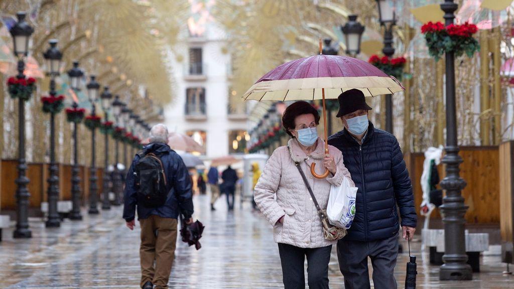 ¿Han llegado las lluvias a España para quedarse? Predicción del tiempo hasta el puente de diciembre