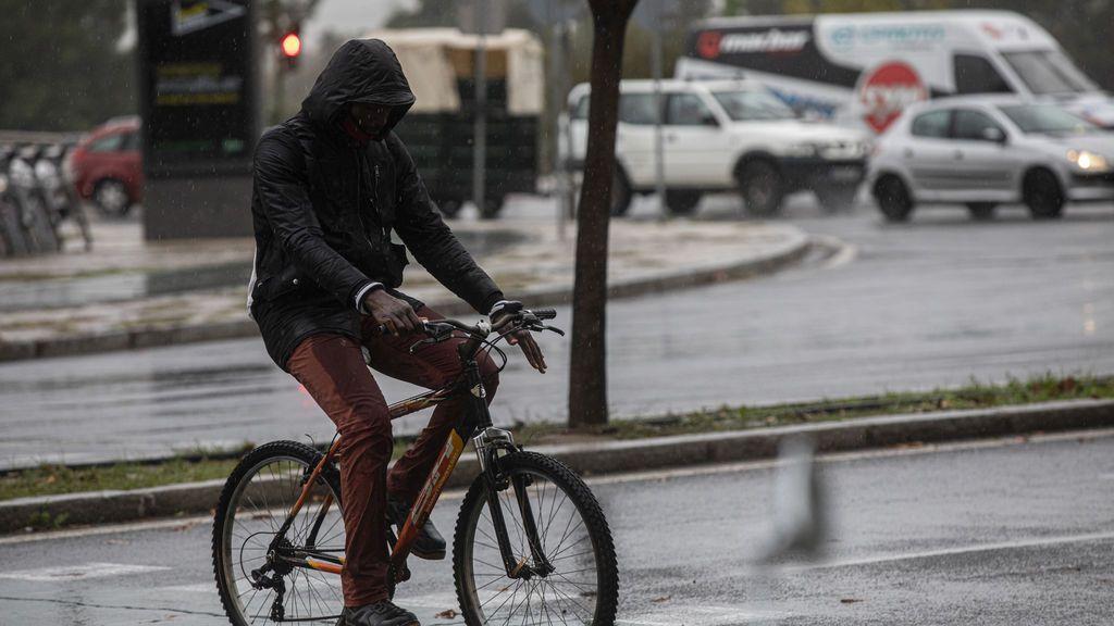 Las tormentas se intensifican en el área mediterránea: el tiempo que hará el viernes en España