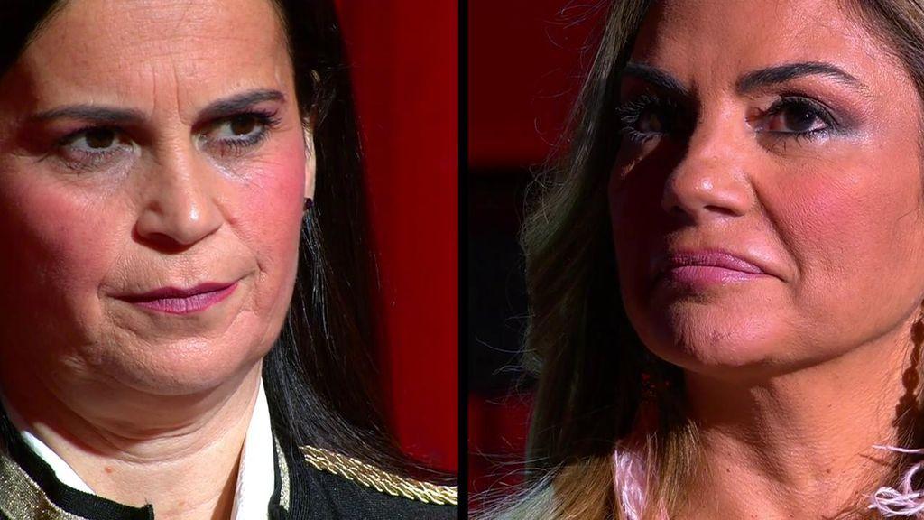 Isabel Pantoja habría insinuado que Sylvia ejerce la prostitución en Méjico, según Pepi Valladares
