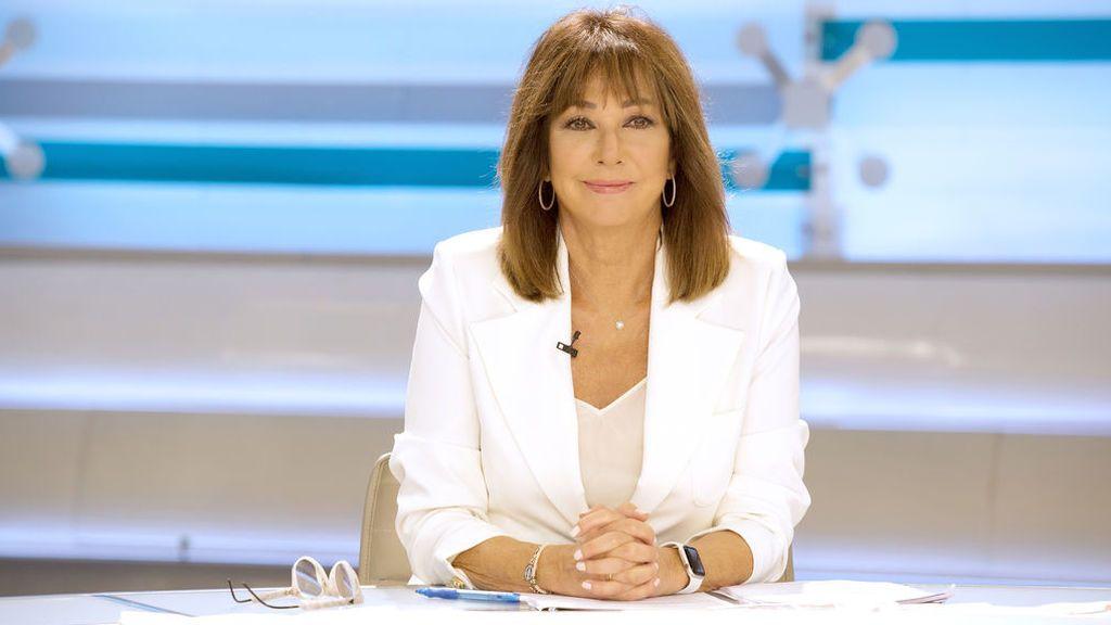 Ana Rosa Quintana, premio Antena de Oro 2020