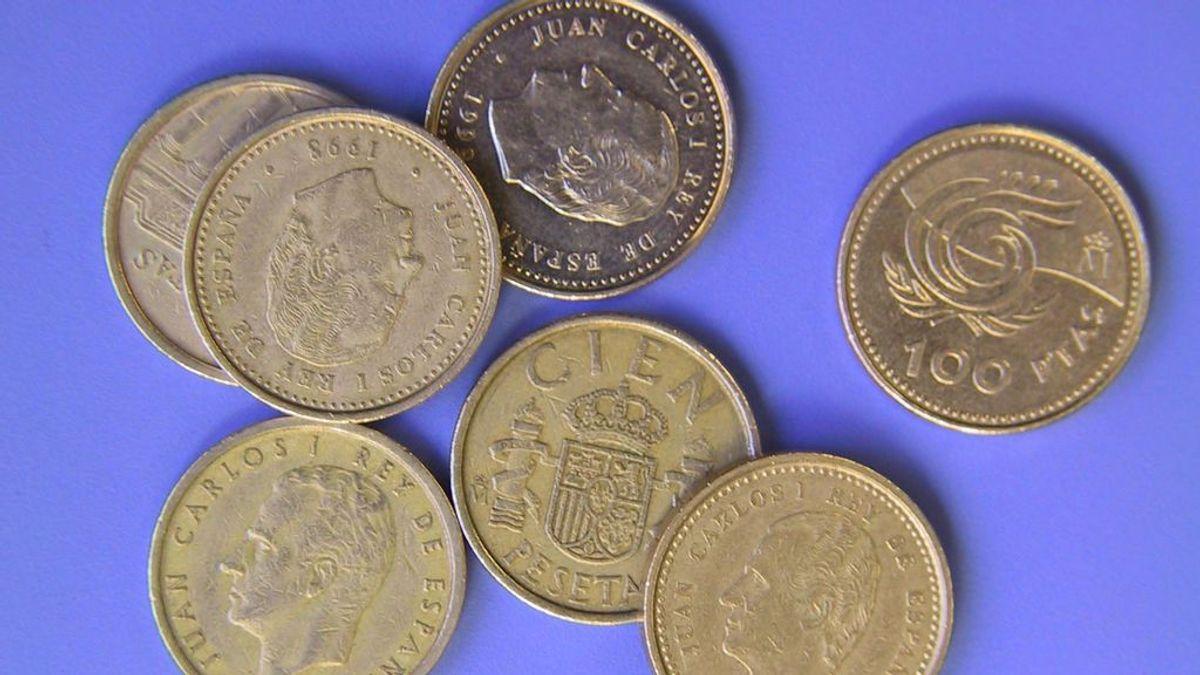 20.000 euros, ése es el precio que podrían valer tus antiguas pesetas