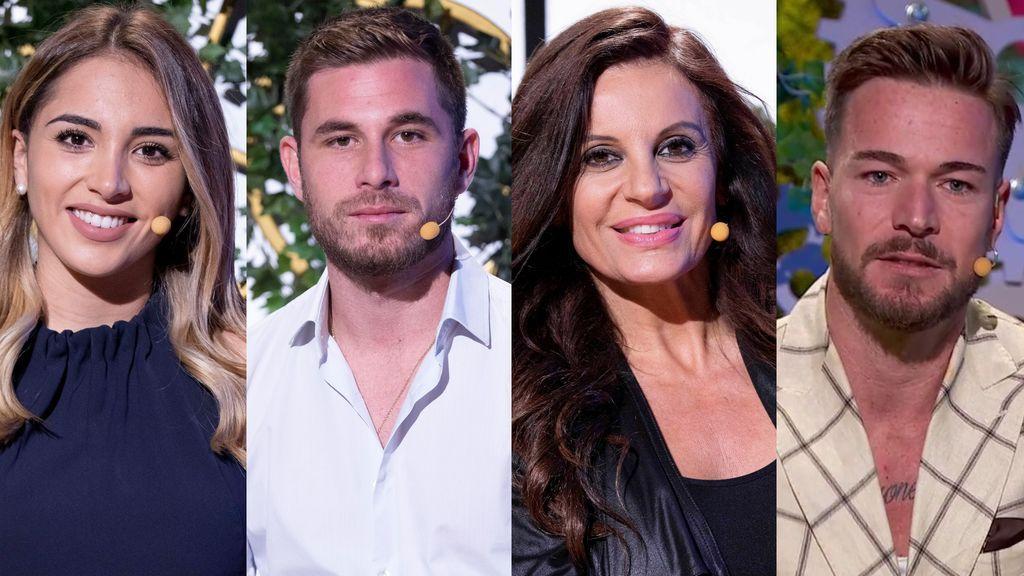 Sandra, Tom, Sonia y Tony, nuevos nominados de 'La Casa Fuerte 2'