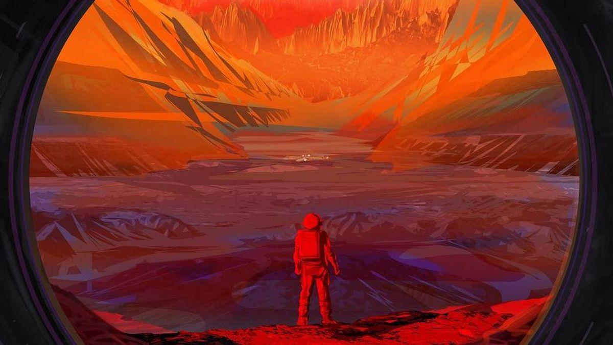 """Juan Ángel Vaquerizo: """"El primer humano que pise Marte ya ha nacido"""""""