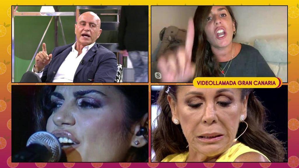 Anabel Pantoja critica duramente a Silvia Pantoja