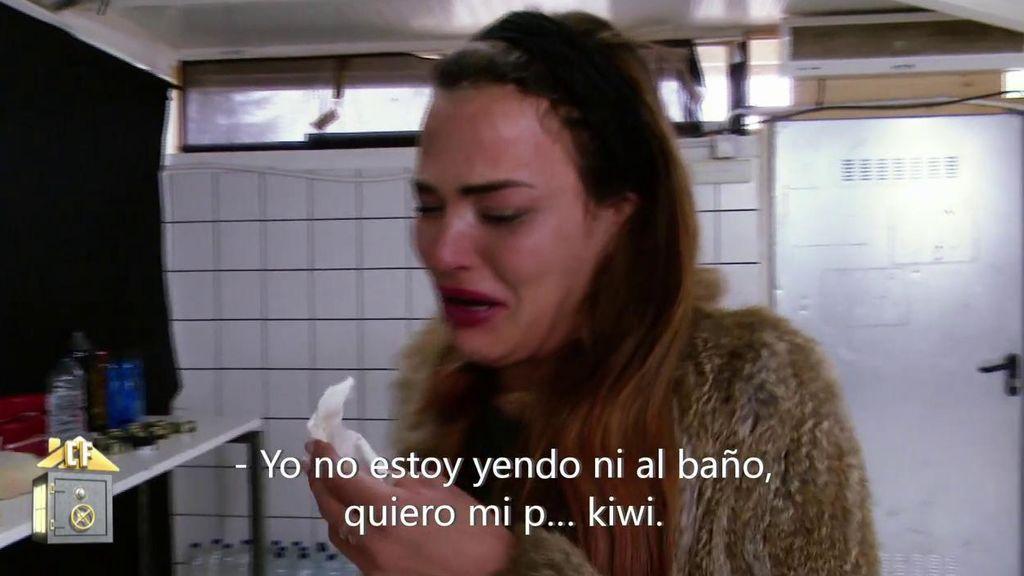 """La gran desesperación de Marta por culpa de su estreñimiento: """"¡Quiero mi p*** kiwi!"""""""