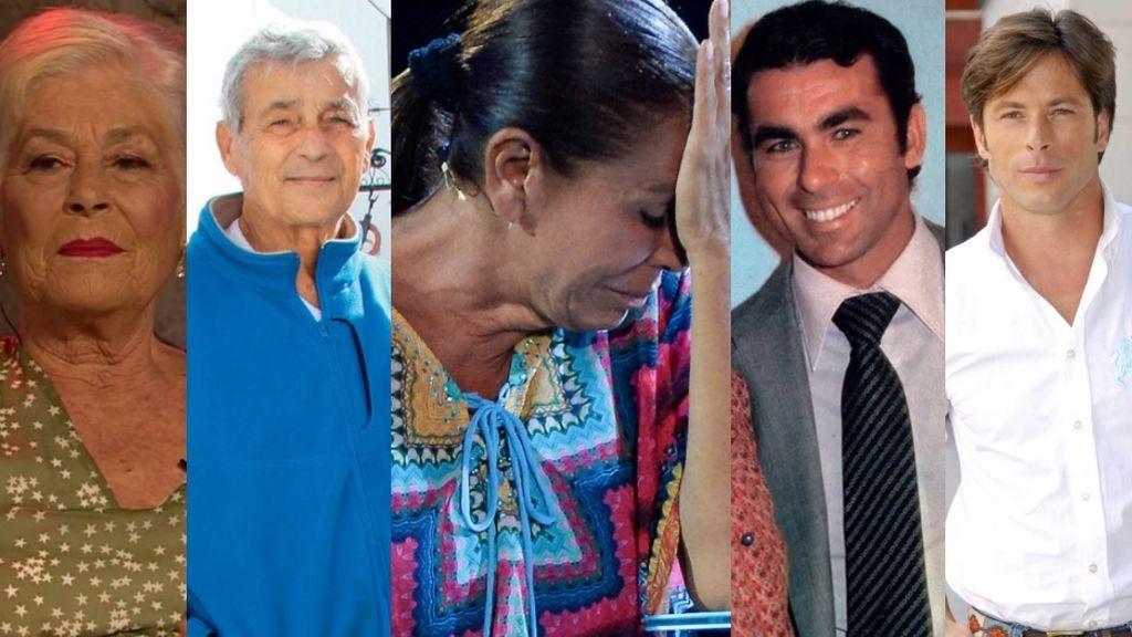 ¿Quién es quién en la familia Rivera? Éste es el clan que agota a Isabel Pantoja