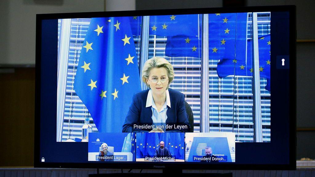 Cómo han organizado los diferentes países europeos el reparto de los fondos Covid
