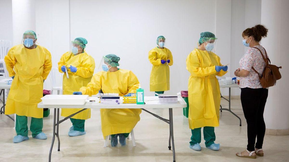 España registra una bajada a 294 muertos y 10.853 contagios de coronavirus