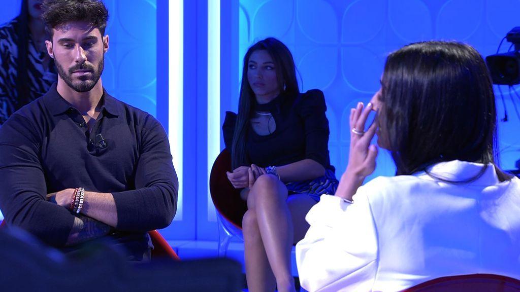 Miriam quiere dejar el programa el mismo día que Álex anuncia su final para el próximo lunes