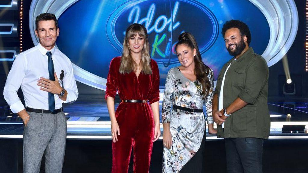¿Quién te gustaría que ganara la gran final de 'Idol Kids'? ¡Vota!