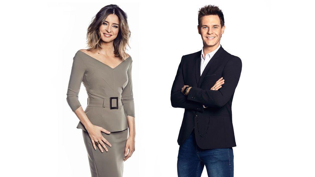 Sandra Barneda y Christian Gálvez conducirán desde Gran Canaria unas dobles Campanadas de Fin de Año en Mediaset España