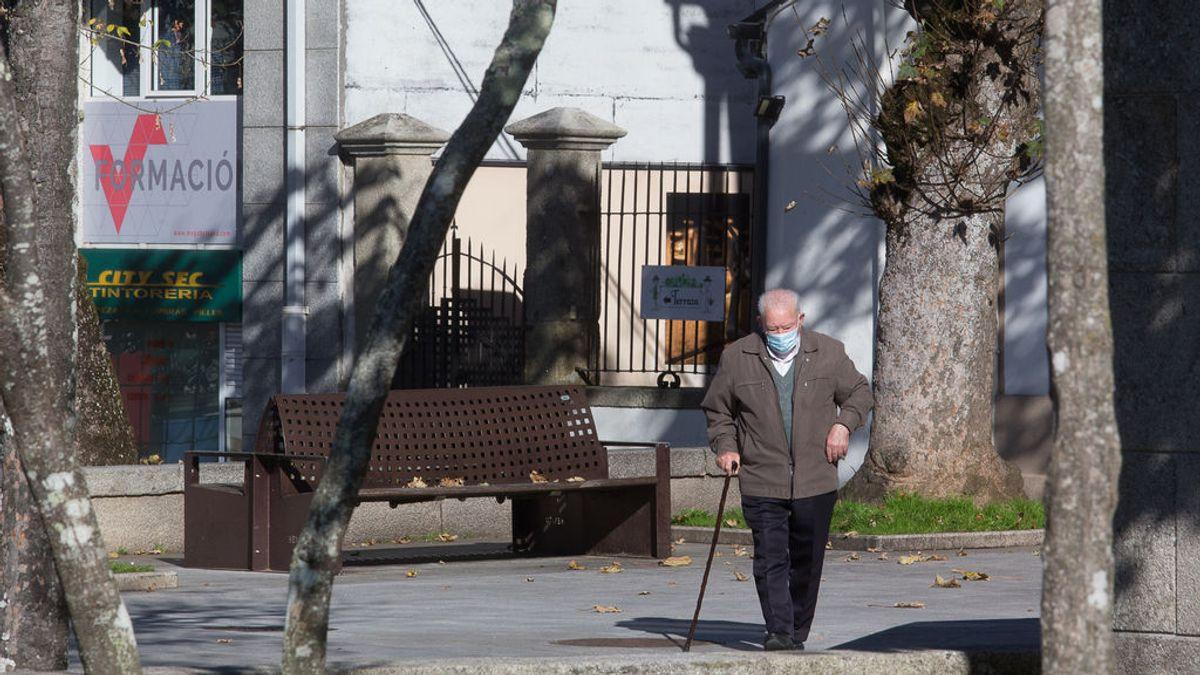 Andalucía permitirá a los mayores salir de las residencias para pasar la Navidad en familia con una PCR negativa