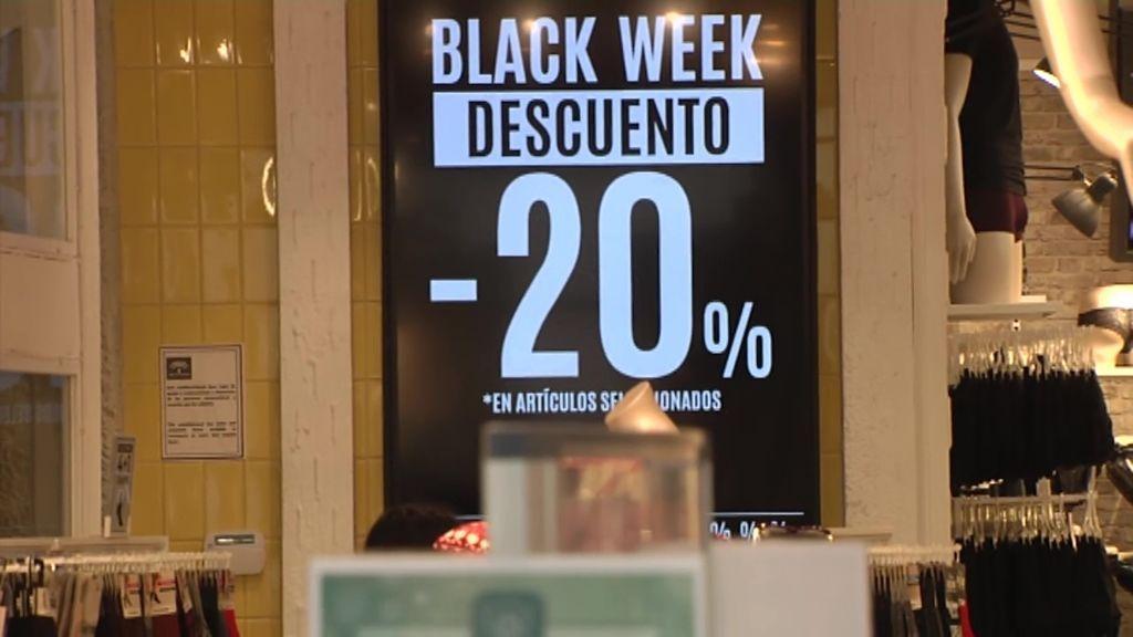 Llega el 'Black Friday'